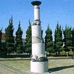 地表より-水の塔pagoda of water